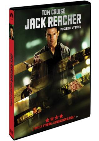 Jack Reacher: Poslední výstřel (DVD)
