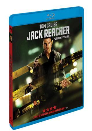 Jack Reacher: Poslední výstřel BD (BRD)