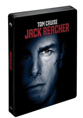 Jack Reacher: Poslední výstřel BD - steelbook (BRD)