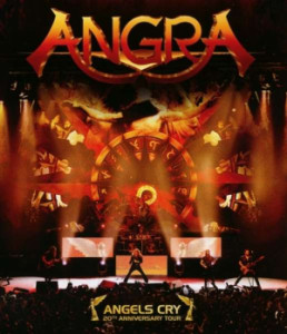 Angra - Angels Cry 20Th Anniversary Live