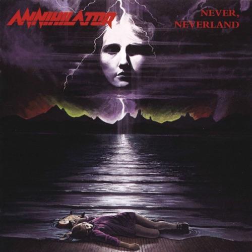 Annihilator - Never, Neverland