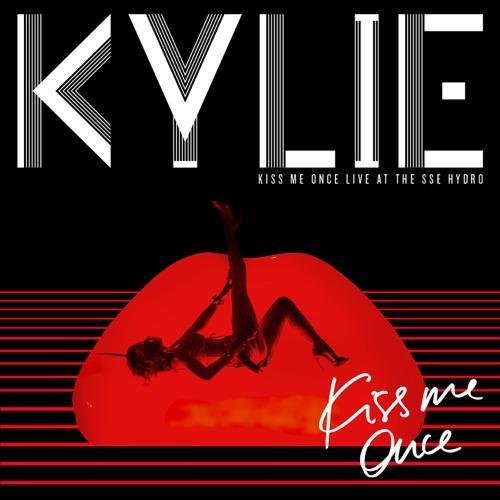MINOGUE, KYLIE - KISS ME ONCE (CD+DVD)