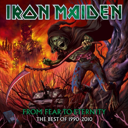 Iron Maiden - From Fear to Eternity: Best of 1990-2010