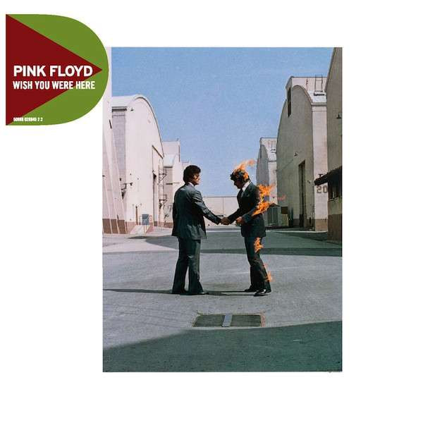 PINK FLOYD - WISH YOU WERE HERE (2011)
