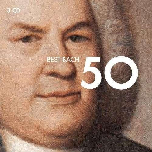 VARIOUS - 50 BEST BACH